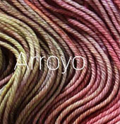 Malabrigos Arroyo Sport weight merino wool