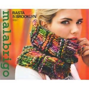 Malabrigo Rasta in Brooklyn Pattern Book