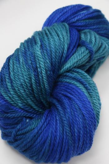 Malabrigo Chunky Yarn in  EMERALD BLUE