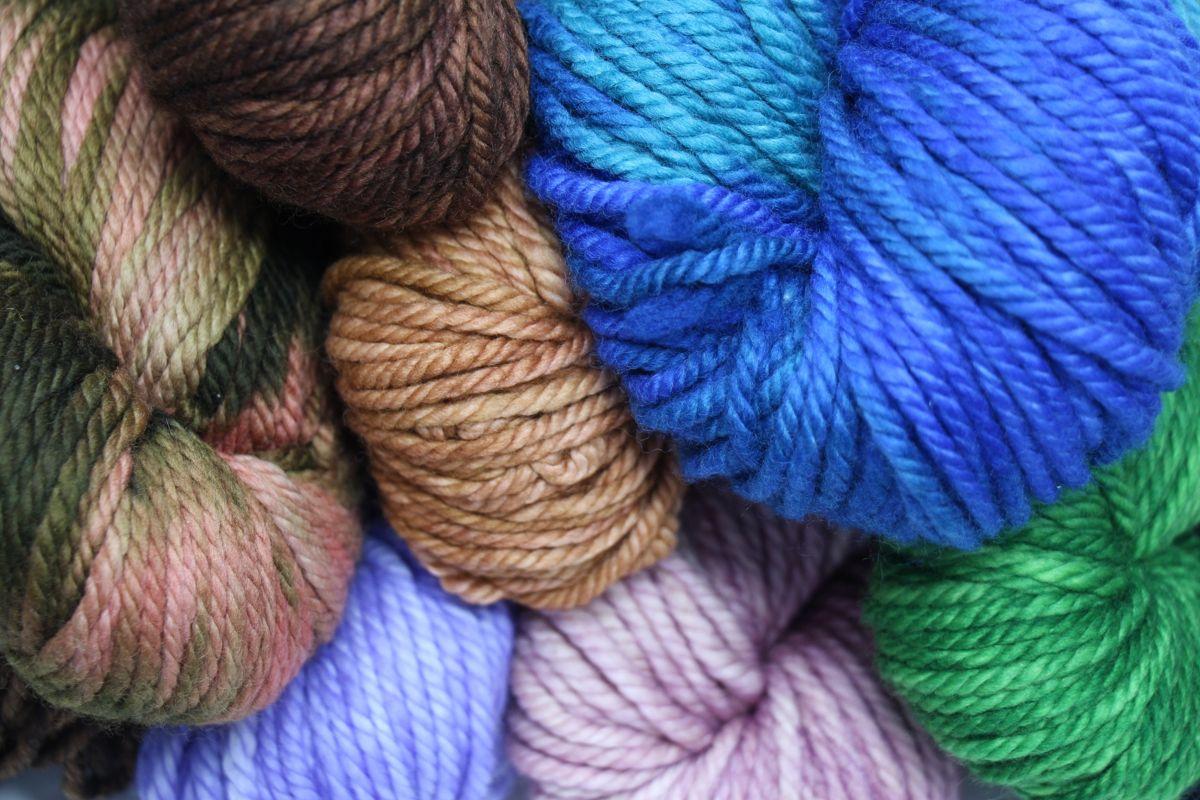 135 Emerald Malabrigo Chunky Merino Knitting Yarn Wool 100g