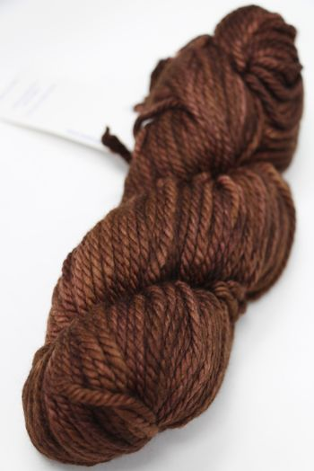 Malabrigo Chunky Yarn in  RICH CHOCOLATE