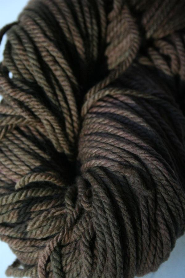 Malabrigo Chunky Merino Wool Knitting Yarn | 037 Dark Earth