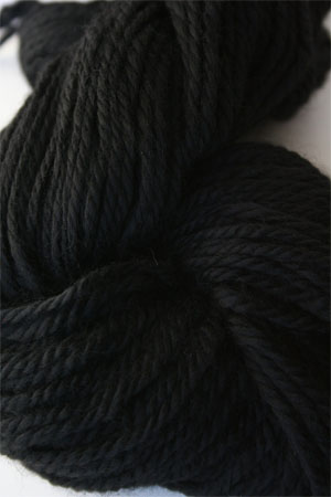 malabrigo chunky yarn in 037 black