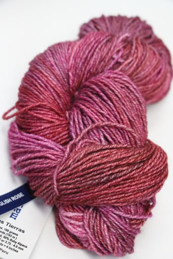 Malabrigo Dos Tierras - English Rose 057