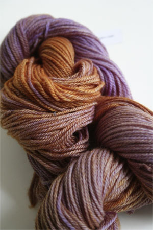 Malabrigo Finito Ultrafine Merino Wool Fingering Weight Yarn 025 Bronce