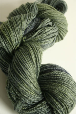 Malabrigo Finito Ultrafine Merino Wool Fingering Weight Yarn in 040 Estragon