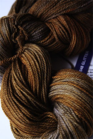 Malabrigo Finito Ultrafine Merino Wool Fingering Weight Yarn in 048 Glitter