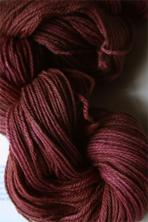 Malabrigo Finito Ultrafine Merino Wool Fingering Weight Yarn in 10 Jupiter