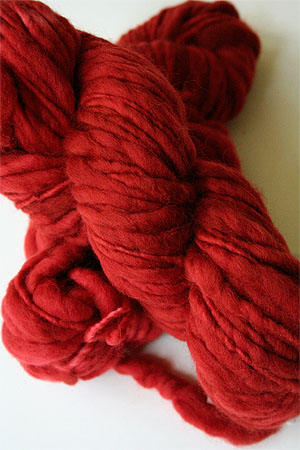 Malabrigo Gruesa Yarn in Sealing Wax