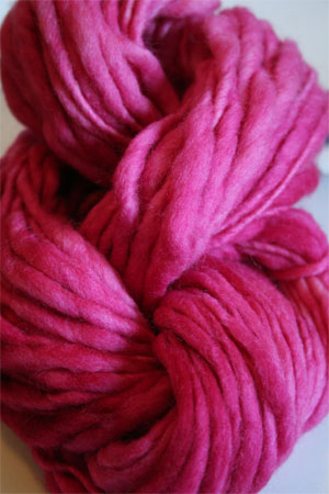 Malabrigo Gruesa Wool Yarn | Shocking Pink