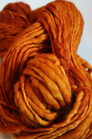 Malabrigo Gruesa Wool Yarn | SUNSET