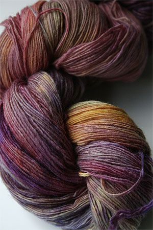 Malabrigo Lace yarn in 850 Archangel