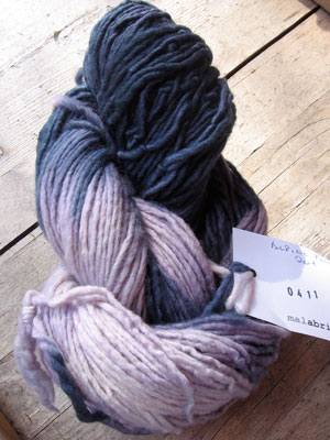 Malabrigo Yarn In Fleece And Kettle Dye Merino Wool Yarn