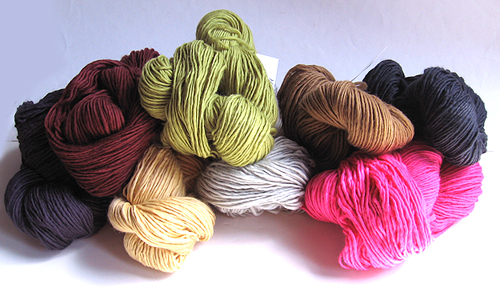malabrigosolidgroup500 Wool Knitting Yarn