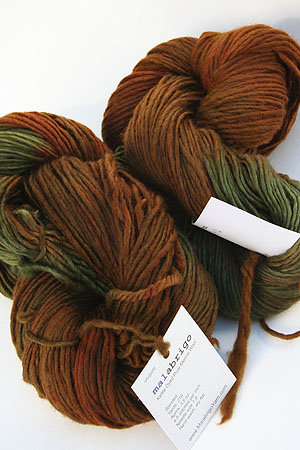 MALABRIGO MERINO LACE Autumn Forest 224