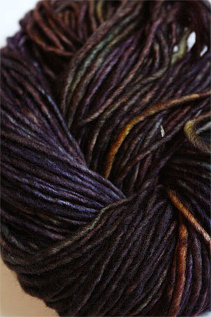 Malabrigo Mecha Yarn in Candombe