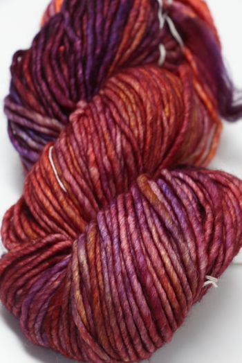 Malabrigo Mecha Yarn in Archangel!