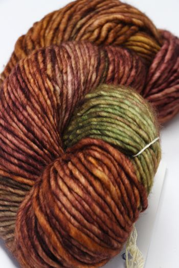 Malabrigo Mecha Yarn in Tabacos!