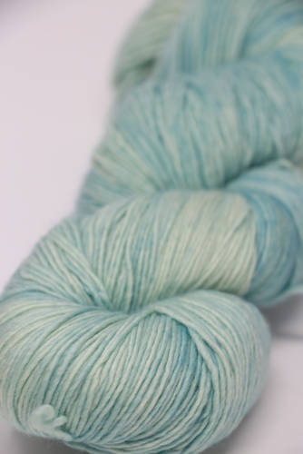 Malabrigo Mechita in Water Green