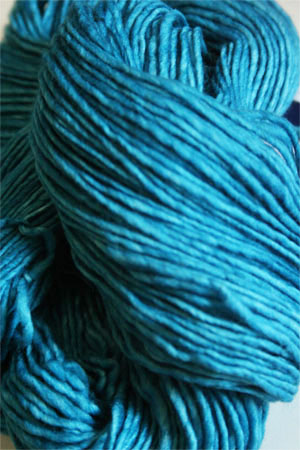 Malabrigo Worsted Merino Wool Yarn 027 Bobby Blue