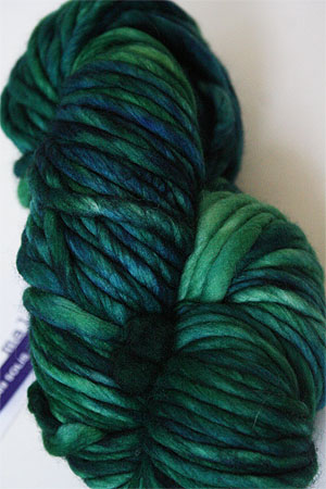 malabrigo Rasta Bulky Merino Wool knitting yarn in Solis