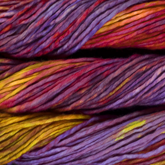 malabrigo Rasta Bulky Merino Wool knitting yarn in Archangel