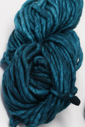 Malabrigo Rasta Yarn in  Teal Feather (412)
