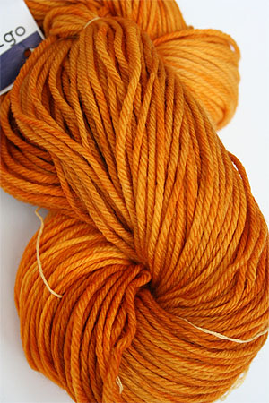 Malabrigo Rios Sunset worsted Weight Superwash Merino Wool yarn
