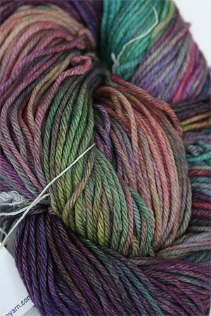 Malabrigo Rios 866 Arco Iris worsted Weight Superwash Merino Wool yarn