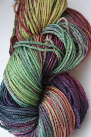 Malabrigo Arroyo Arco Iris DK Weight Superwash Merino Wool yarn