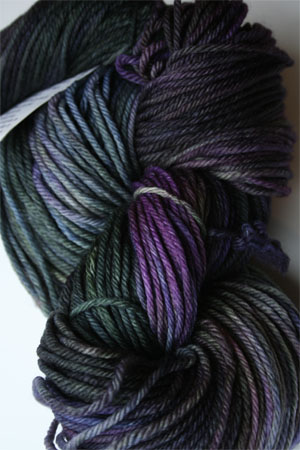 Malabrigo Rios Zarzamora worsted Weight Superwash Merino Wool yarn