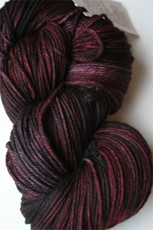Malabrigo Rios Cumparsita worsted Weight Superwash Merino Wool yarn