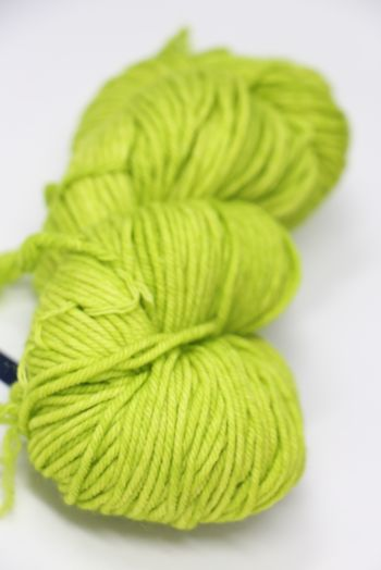Malabrigo Rios Superwash worsted in Apple Green