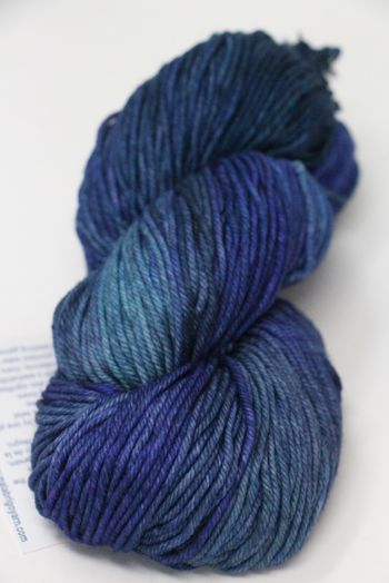 Malabrigo Rios Superwash worsted in Azules