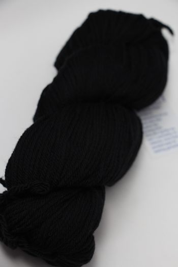 Malabrigo Rios Superwash worsted in Black