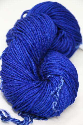 Malabrigo Rios Superwash worsted in Matisse Blue