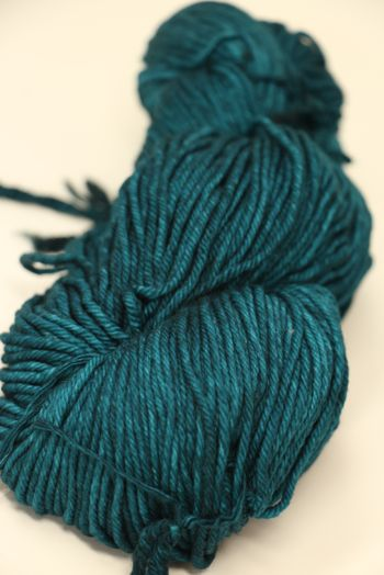Malabrigo Rios Superwash worsted in Teal Feather