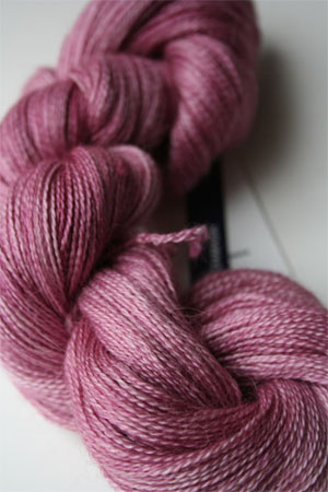MALABRIGO SILKPACA Yarn 130 Damask Rose