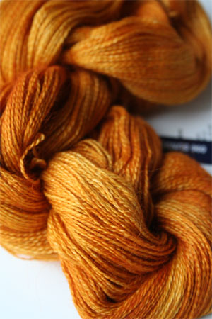 Malabrigo Baby Silkpaca lace yarn 096 Sunset