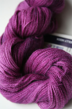 MALABRIGO Baby Silkpaca in 148 HOLLY HOCK