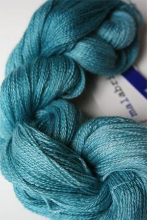 MALABRIGO SILKPACA Yarn 027 Bobby Blue