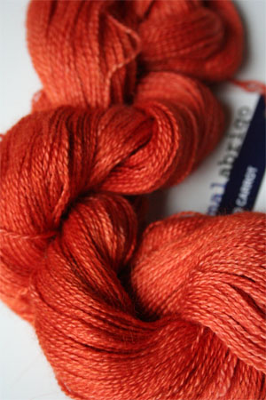 MALABRIGO Baby Silkpaca in 016 GLAZED CARROT