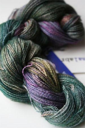 MALABRIGO SILKPACA Yarn 866 Arco Iris