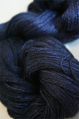 Malabrigo Baby Silkpaca lace yarn 052 Paris Night