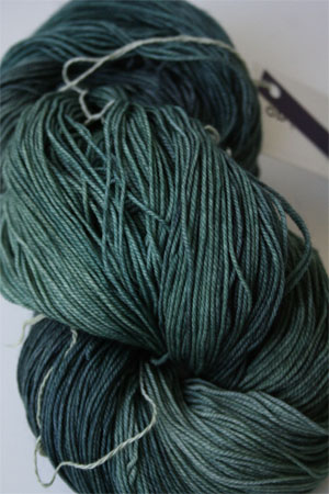 Malabrigo Sock Yarn 100% Merino Wool Sock Weight Knitting Yarn in 855 Aguas