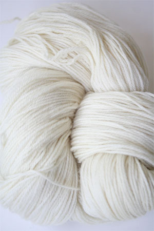 Malabrigo Sock Yarn 100% Merino Wool Sock Weight Knitting Yarn in 063 Natural