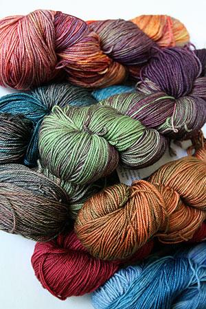 artyarns cashmere sock knitting yarn