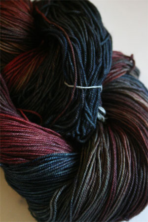 Malabrigo Sock Yarn 100% Merino Wool Sock Weight Knitting Yarn in 139 Pocion