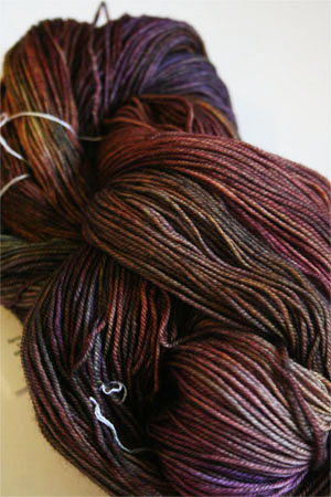 Malabrigo Sock Yarn 100% Merino Wool Sock Weight Knitting Yarn in 862 Piedras