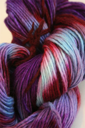 Malabrigo Yarn in 126 Brilliante
